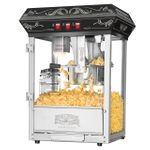 Black Good Time 8 oz. Popcorn Popper Machine