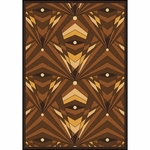 Deco Design Theater Area Rug