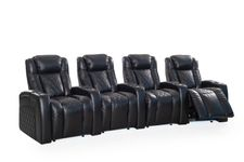 HT Design Waveland Home Theater Seating