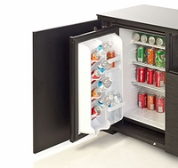 In-Cabinet Refrigerator for 30in Bay
