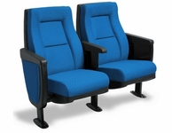 Manchester Fixed Back Theater Seat