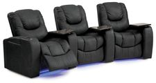Palliser Equalizer Home Theater Seats
