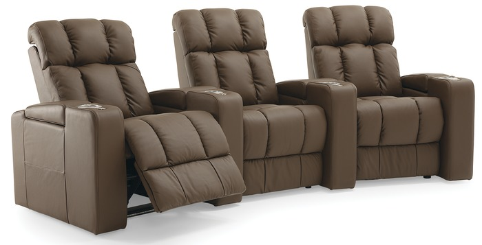 Palliser Ovation Home Theater Seating With Power Recline And Power Headrest
