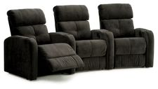 Palliser Stereo Home Theater Seats