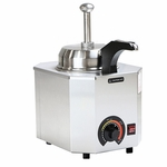 Pro Deluxe Can Warmer with Frontside Heated Spout
