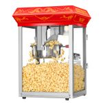 Red Good Time 8 oz. Popcorn Popper Machine