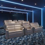 Reel Home Theater Carpet