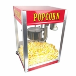 Theater Popcorn Machine with 4oz Kettle