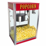 Theater Popcorn Machine with 8oz Kettle