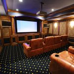 Walk of Fame Home Theater Carpeting