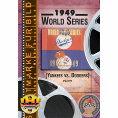 1949 World Series DVD (New York Yankees vs Brooklyn Dodgers)