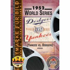 1952 World Series DVD (New York Yankees vs Brooklyn Dodgers)