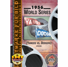 1956 World Series DVD (New York Yankees vs.Brooklyn Dodgers)