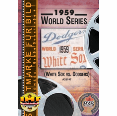 1959 World Series DVD (Los Angeles Dodgers vs Chicago White Sox)