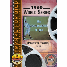1960 World Series DVD (Pittsburgh Pirates vs New York Yankees)