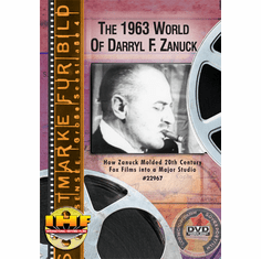 1963 World Of Darryl F. Zanuck DVD