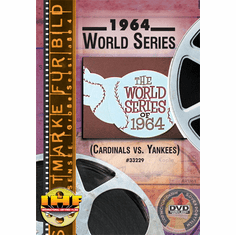 1964 World Series DVD (Yankees vs Cardinals)