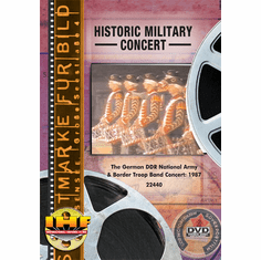 1987 Historic Military Concert (Military Music) DVD Educational Edition