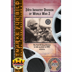 24th Infantry Division DVD