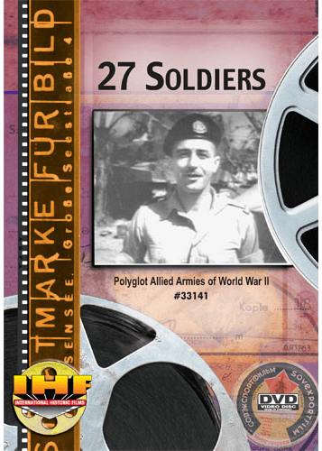 27 Soldiers DVD