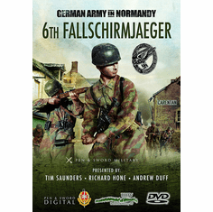 6th Fallschirmjager DVD (German Paratroopers at Normandy)
