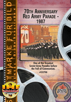 70th Anniversary Red Army Parade-1987 DVD Educational Edition