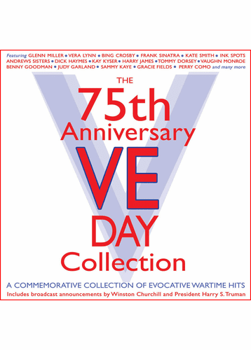 75th Anniversary VE Day Collection CD