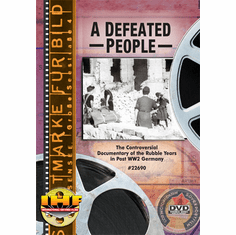 A Defeated People (DVD with PPR & DSL Certificates)