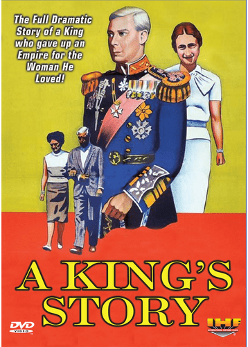 A King's Story : The Love Story of the Century (Duke and Duchess of Windsor) DVD