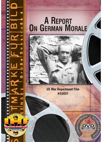 A Report On German Morale DVD