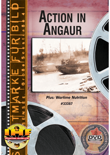 Action in Angaur DVD