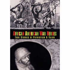 African American War Heros: True Stories Of Patriotism & Valor (DVD)