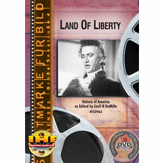 Land Of Liberty DVD