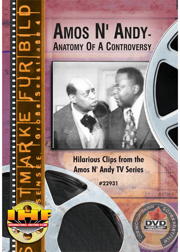 Amos N' Andy-Anatomy of a Controversy DVD