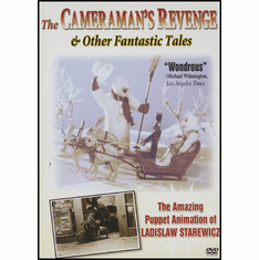 The Cameraman's Revenge DVD