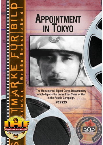 Appointment In Tokyo DVD