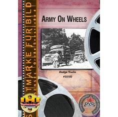 Army on Wheels (Dodge Trucks) DVD