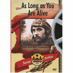As Long As You Are Alive DVD