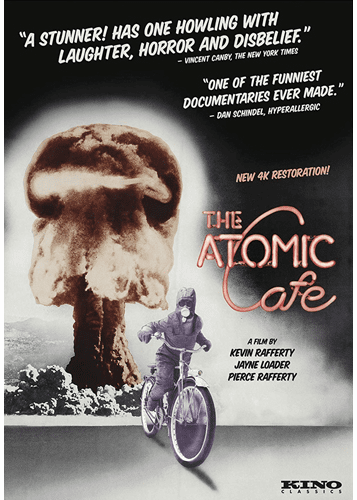 Atomic Cafe DVD