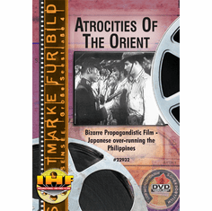 Atrocities Of The Orient DVD