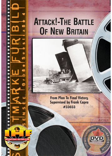 Attack! Battle Of New Britain DVD
