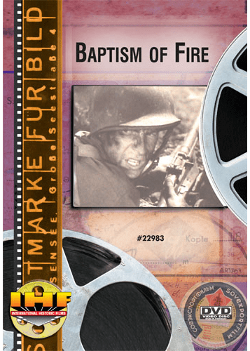 Baptism Of Fire DVD