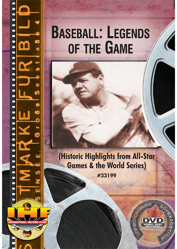 Baseball: Legends of the Game DVD