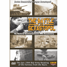 Battle For Sevastopol DVD
