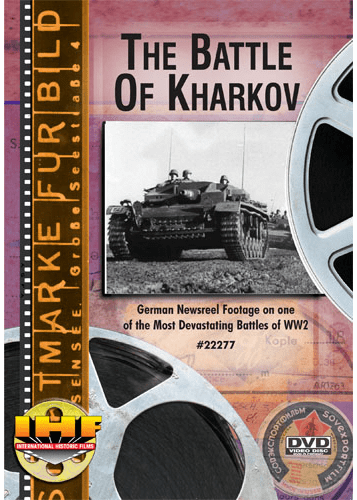 Battle Of Kharkov DVD (May, 1942)