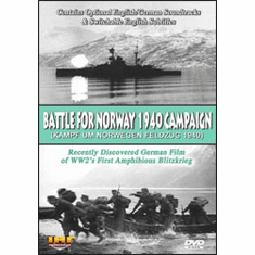 Battle of Norway DVD Review by Blaine Taylor