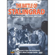 Battle of Stalingrad Epic DVD Review by Blaine Taylor