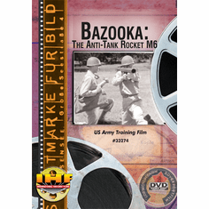 Bazooka: The Anti-Tank Rocket M6 DVD