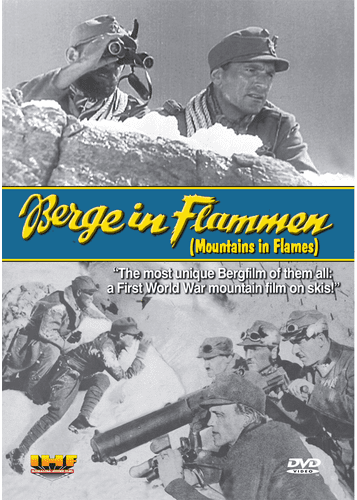 Berge in Flammen (Mountains in Flames) DVD