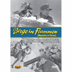 Berge in Flammen (Mountains in Flames)   (DVD with PPR & DSL Certificates)